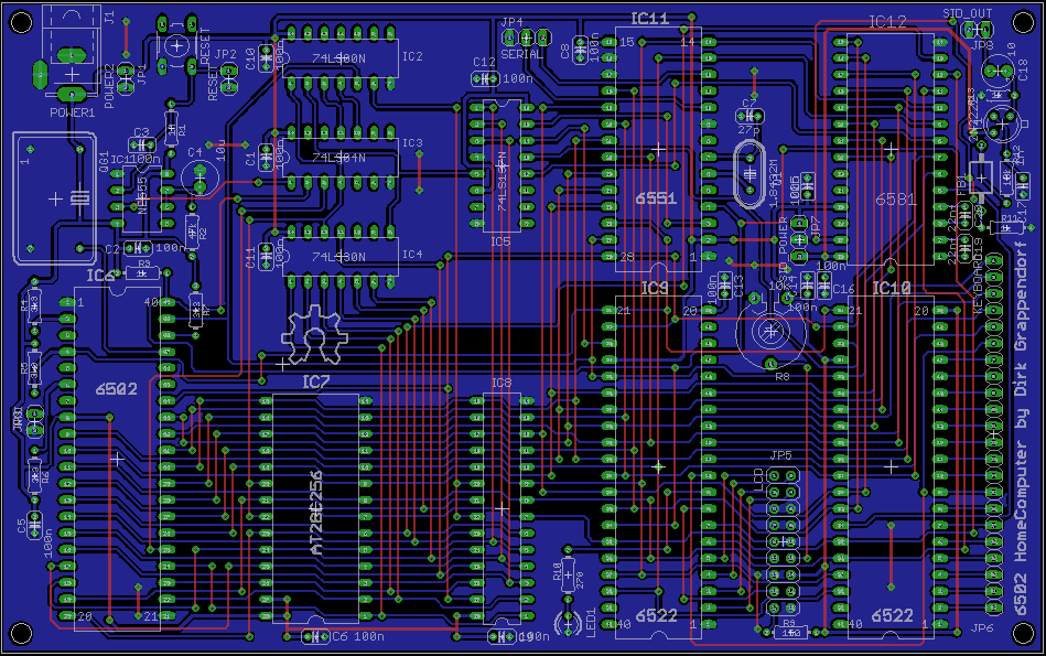 6502 Home Computer