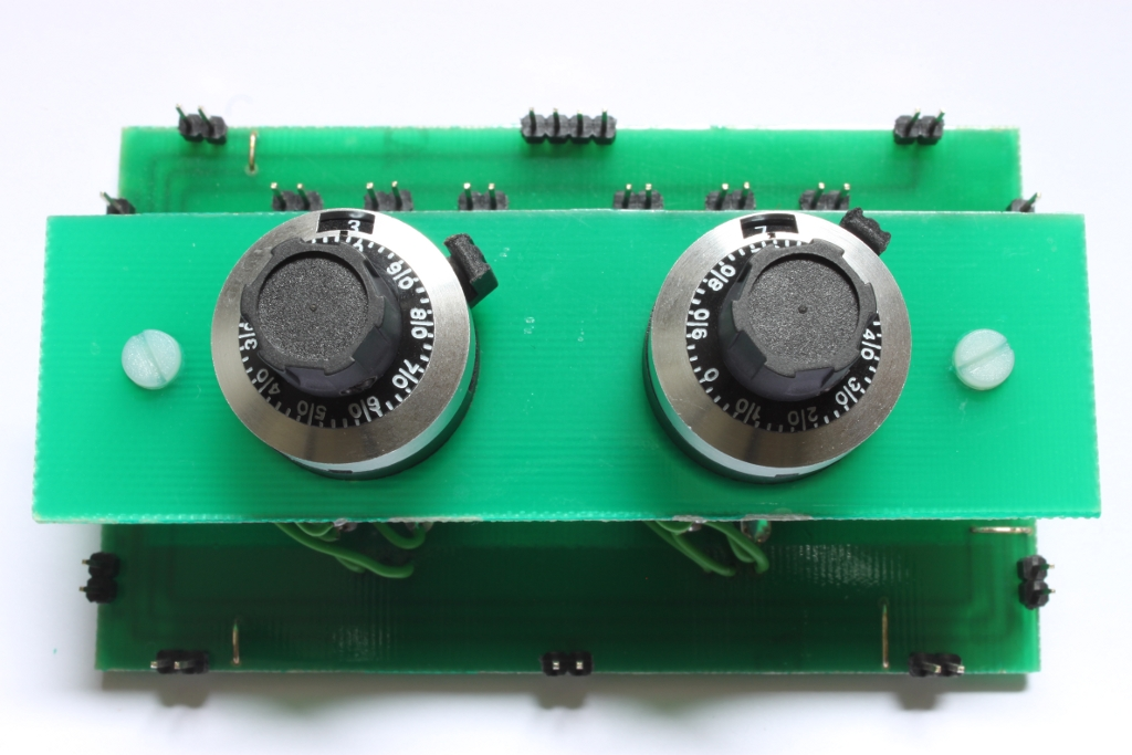 Analog Computer Coefficient Potentiometer