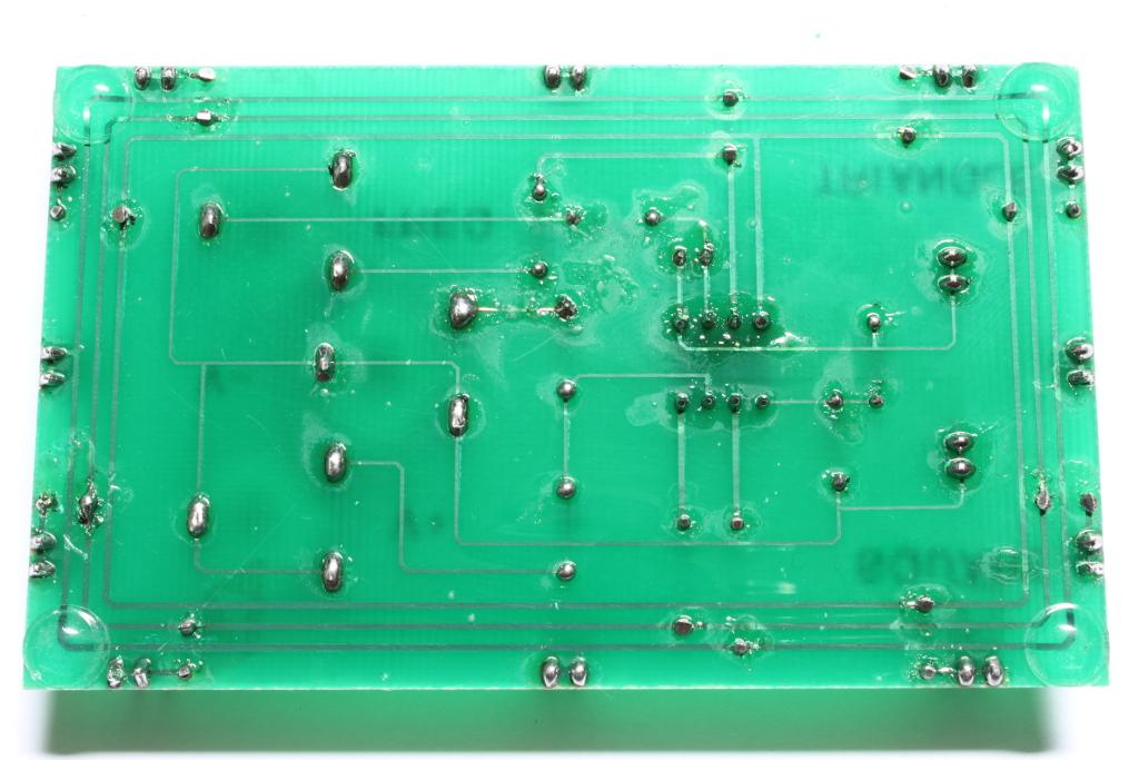 Analog Computer - Triangle waveform generator | grappendorf net